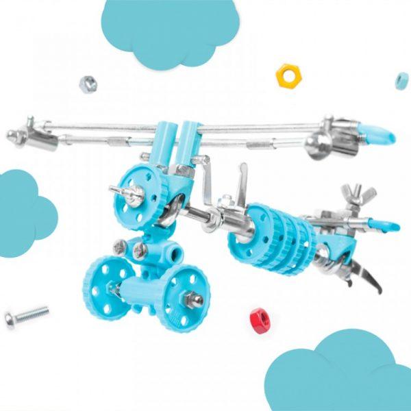 Kit Robot Transporte Airbit de The Off Bits