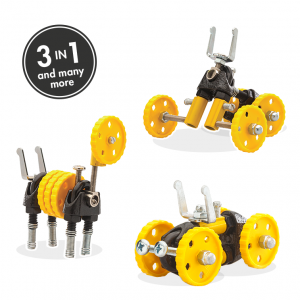 Kit Robot Vehículo Blazebit de The Off Bits