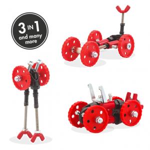 Kit Robot Vehículo Formulabit de The Off Bits
