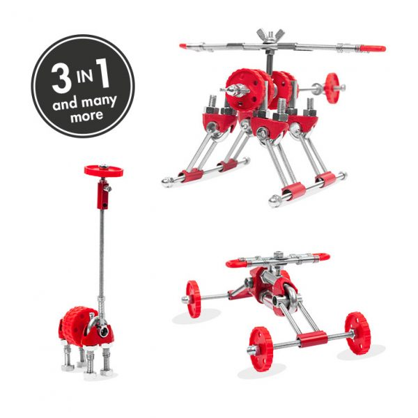 Kit Robot Transporte Skybit de The Off Bits