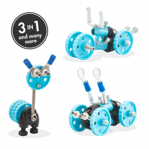 Kit Robot Vehículo Gearbit de The Off Bits