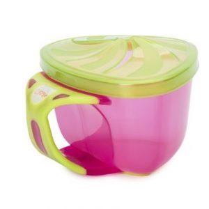 Bowl para snacks y colaciones Trap a snack de Vital Baby