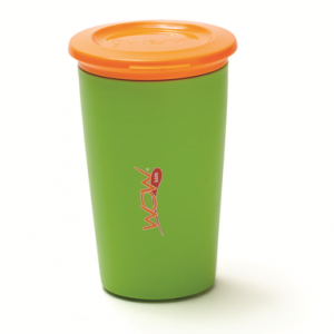 Vaso wow cup® for kids verde (266 ml)