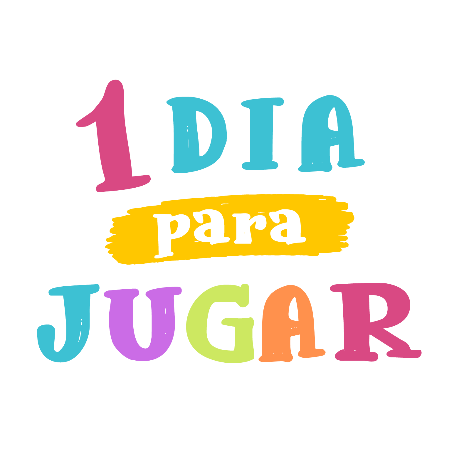 1 Dia Para Jugar Logo